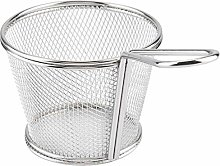 Fries Baskets, Chip Basket, Easy to Clean Fry