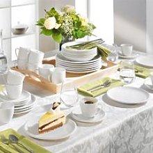Friesland,'Ecco white' Combi tableware set