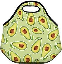 FRINGOO® Girls Boys Lunch Bag Neoprene Tote