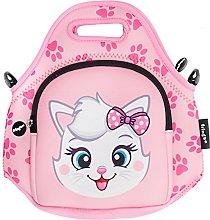 FRINGOO® Kids Lunch Bag Neoprene Children Thermal