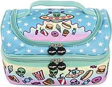 FRINGOO® Multi-Compartment Kids Lunch Bag Thermal
