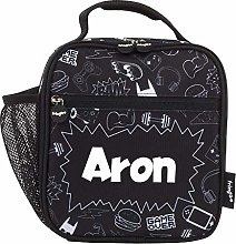 FRINGOO Personalised Kids Lunch Bag Thermal