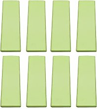 Frolahouse 8Pcs Green Cabinet Handle