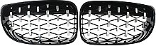Front Meteor Grill Grilles Kidney Grill