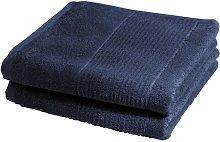 Frottier 2 Piece Bath Towel Set Fleuresse Colour: