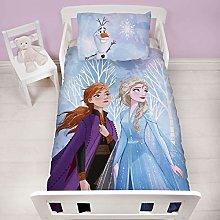 Frozen 2 Official Disney Junior Toddler Cot Duvet