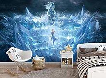 Frozen Wallpaper, Photo Wallpaper Wall Mural Elsa