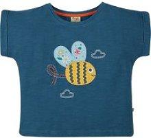 Frugi Sophia Slub Bee T-shirt