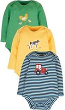 Frugi Super Special Farm Body - Pack of 3