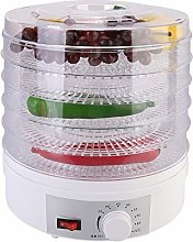 Fruit and Vegetable Dryer, 350W 5-Layer Household