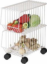 Fruit and Vegetable Rack Kitchen Shelf Household