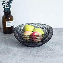 Fruit Basket Fruit Bowls Large Capacity   Elegant
