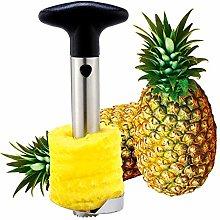 Fruit Peeler, Pineapple Corer Slicer, Stainless