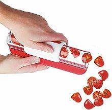 Fruit Slicer, Tomato Grape Cherry Slicer Fruit