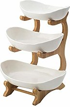 Fruit Stand 2 Tier, Fruit Stand 3 Tier, Oval Bowl