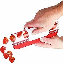 Fruit Tool Grape Slicer, Cherry Tomato Cutter,