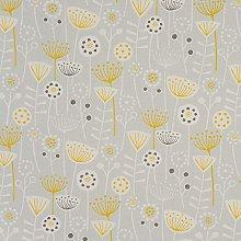 Fryetts Bergen Grey PVC Fabric Wipe Clean