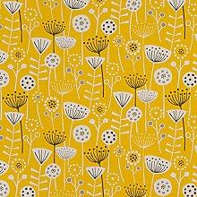Fryetts Bergen Ochre PVC Fabric Wipe Clean