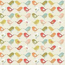 Fryetts Birds - Fabric - Multi