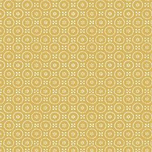 Fryetts Allium Cotton PVC Fabric WIPE CLEAN Tablecloth Oilcloth
