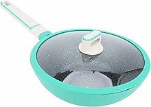 Frying Pan Aluminum Alloy Non-Stick Steak Cooking