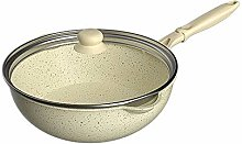 Frying pan non-stick Kitchen cookware, without oil