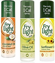 Frylight Oil Cooking Spray 190ml Triple Pack Olive