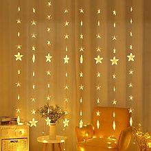 FS Lighting Christmas Star Lights Christmas