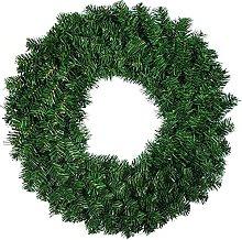 FSADGNO Christmas Decoration Encryption Wreath
