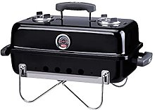 FSJD Charcoal Barbecue Grill Outdoor Folding