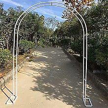 FSJD Garden rose arch, garden arbor archway for