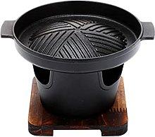 FSJD Household Smokeless Barbecue Grill Heat