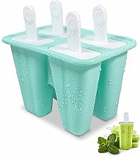 FSJD Popsicle Molds Silicone Ice Cream Mould Ice