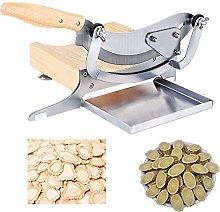 FSJD Stainless steel manual slicer for herbs,