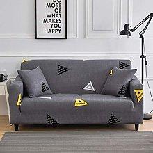 Fsogasilttlv Elastic Sofa Covers 4 seater,Printed