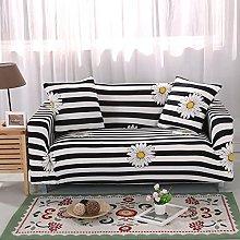Fsogasilttlv Sofa Covers 1 seater,Geometry Plaid