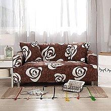 Fsogasilttlv Sofa Slipcover 2 seater,Geometry