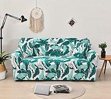 Fsogasilttlv Sofa Slipcover 3 seater,Floral Print