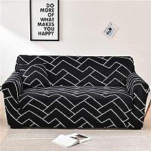 Fsogasilttlv Sofa Slipcover 4 seater,Printed