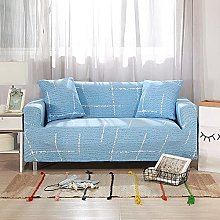 Fsogasilttlv Stretch Sofa Cover 4 seater,Geometry