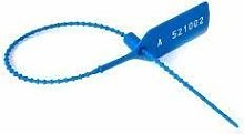 FSSS Ltd Blue security tags numbered sequential