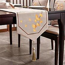FTL&HONG Light Luxury Table Runner, Sideboard