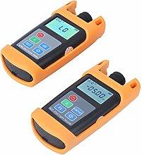 FTTH Tool Kit, Loss Test Fiber Optic Power Meter