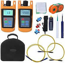 FTTH Tool Kit with Optic Power Meter Light Source