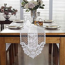 FTTH&YAG Lace Dining Table Table Runner,