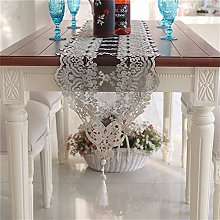 FTTH&YAG Lace Dining Table Table Runner, Tv