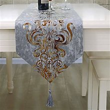 FTTH&YAG Modern Fashion Table Runner Tea Table Tv