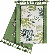 FTTH&YAG Nordic Table Runner Bed End Flag, Dining