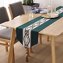 FTTH&YAG Table Runner American Tv Cabinet Cover