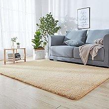Fuffy Rug Sheepskin Rugs 170 x 240 cm Beige Silky